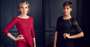 The Good Fight Season 2 Lines Up Good Wife Characters Amid Axe Anxiety
