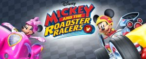 Mickey and the Roadster Racers, The Lion Guard For Seasons 2 & 3 By Disney Jr!
