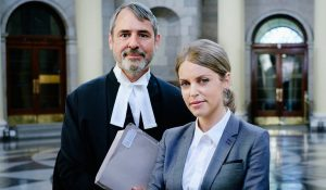 Striking Out Renewed For Series 2 By RTE!