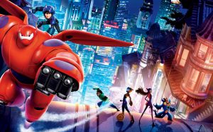 Big Hero 6 Renewed For Season 2 By Disney XD!