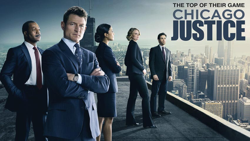 Chicago Justice Cancelled By NBC - No Season 2