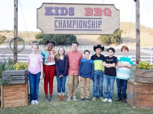 Kids BBQ Championship Renewed For Season 2 By Food Network!