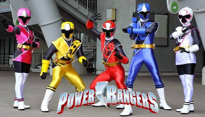 Power Rangers 2018