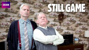 Still Game Renewed For Season 8 By BBC One!