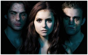 The Vampire Diaries – Cancelled Series SAVED The CW Says Boss
