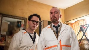 Inside No.9 Series 4 Filming Begins – Series 5 Next?