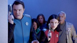 The Orville Season 2? FOX UK Picks Up Sci-fi Dramedy Amid High Ratings