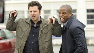 Psych Officially Revived For 2017 Holiday Movie At USA Network!