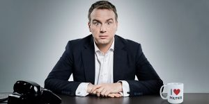Unspun with Matt Forde Renewed For Series 3 & 4 By Dave!