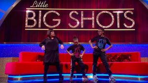Little Big Shots UK Renewed For Series 2 By ITV!