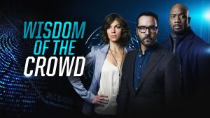 Wisdom of the Crowd Cancelled By CBS – No Season 2