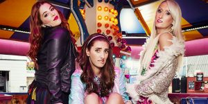 Drifters Cancelled By E4 – No Series 5