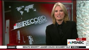 For theRecord with Greta Cancelled At MSNBC – No Season 2