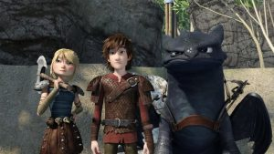 DreamWorks Dragons: Race to the Edge Renewed For Season 5 By Netflix!