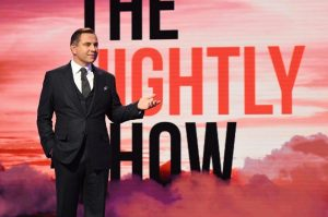 The Nightly Show Cancelled By ITV – No Series 2