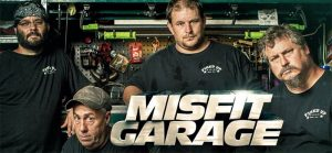Misfit Garage Renewed For Season 6 By Discovery!