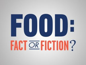 Food: Fact or Fiction? Renewed For Season 3 By Cooking Channel!