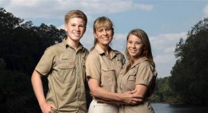 Crocodile Hunter Revived? The Irwin Family Returns To Animal Planet