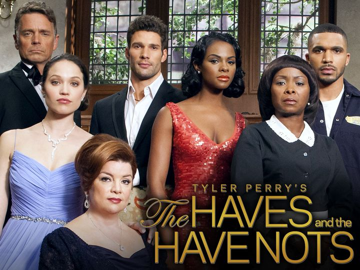 Tyler perry haves and haves not