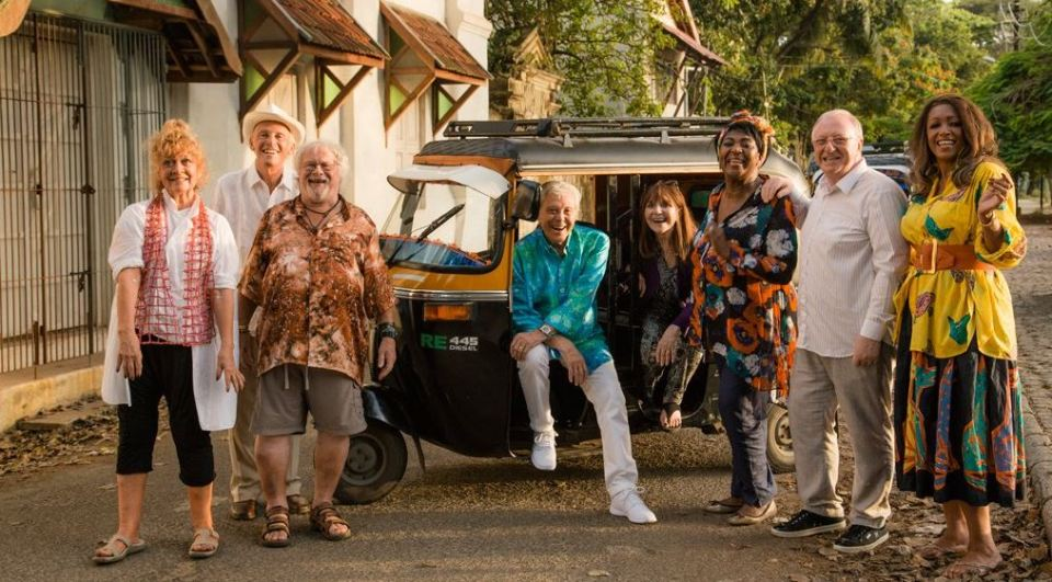 the real marigold hotel series 3 cast