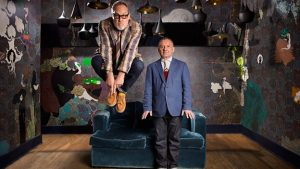 Vic & Bob's Big Night Out Renewed For 2018 Series By BBC Four!