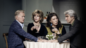 Grace and Frankie Renewed For Season 5 By Netflix! (Exclusive)
