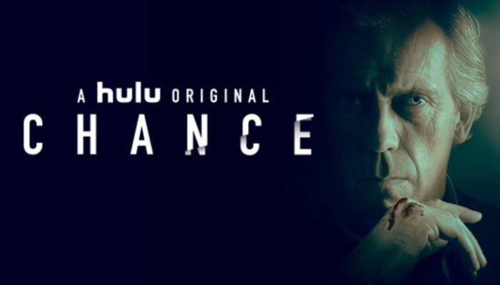Chance Cancelled - No Season 3 on Hulu