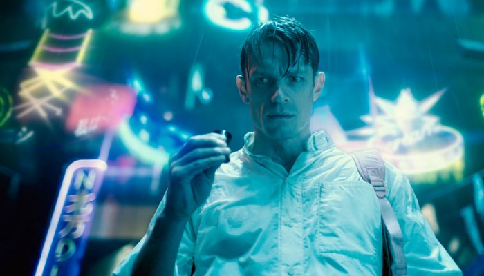 Altered Carbon Seasons 2 and 3 Netflix
