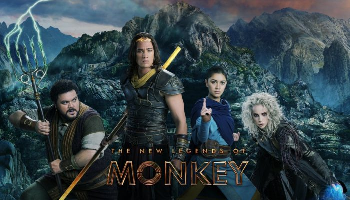 "Image result for ""new legends of monkey"""