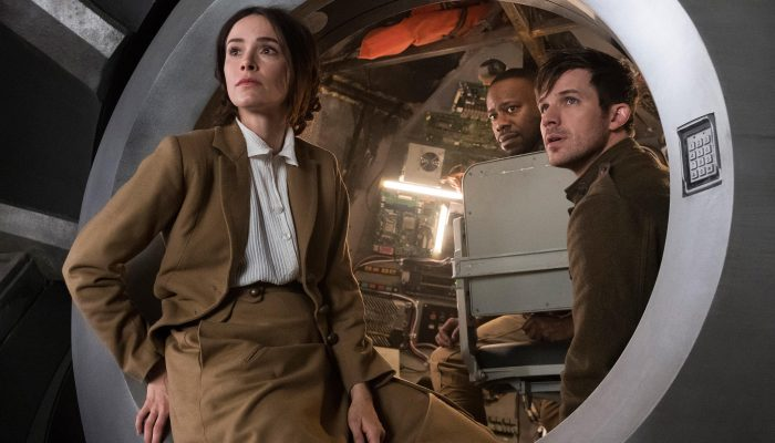 Timeless Season 3 on NBC