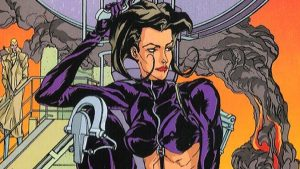 Aeon Flux Rebooting As Live-Action TV Series On MTV!