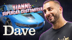 Yianni: Supercar Customiser Renewed For Series 2 By Dave!